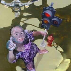 Traffic II, Art Painting in Vietnam