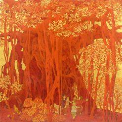Under the tree, Vietnam Artists