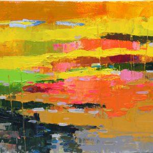 Untitle 007 30 x 20 Art paintings in Hanoi