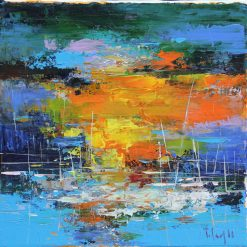 Untitle 016, Vietnam Art Paintings