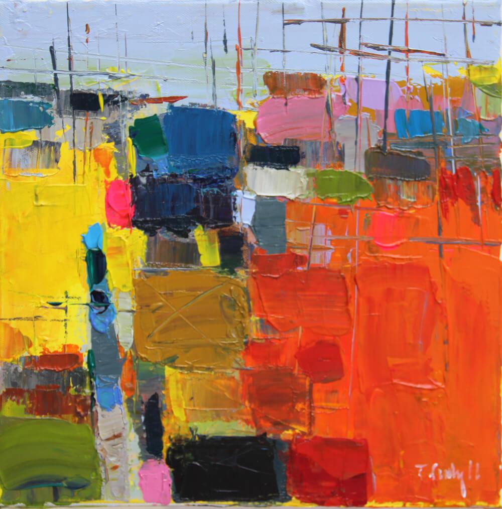 Untitle 018, Art Paintings in Vietnam