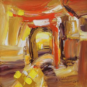 Untitle II, Paintings in Vietnam