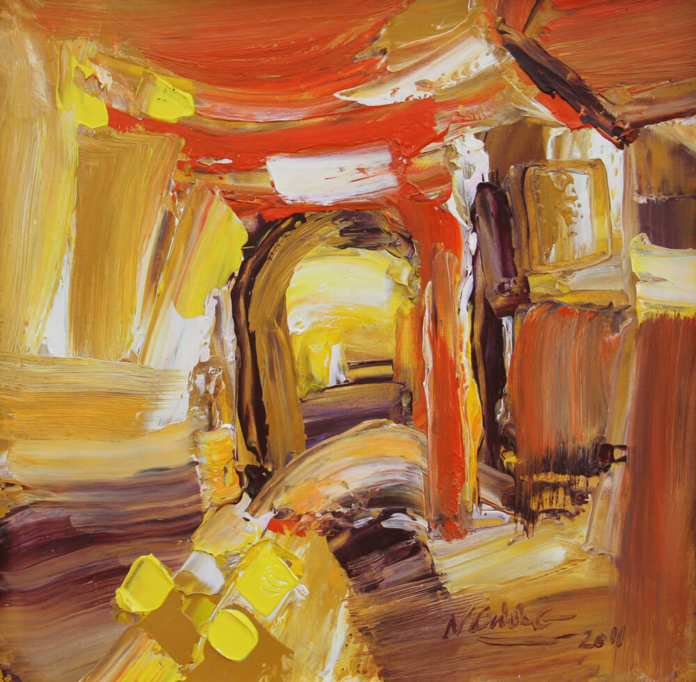 Untitle II, Paintings in Vietnam