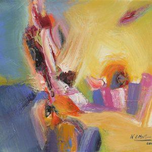 Untitle VI, Art Painting in Vietnam