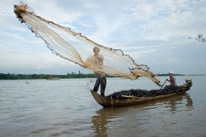 Vietnam Exhibit Celebrates Mekong River Life