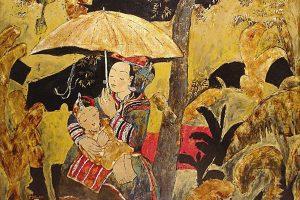 Vietnam Fine Art Travel To England