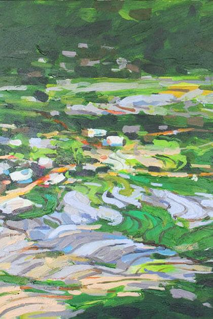Vietnam Landscape Paintings