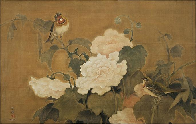 Vietnam Most Famous Paintings - Birds