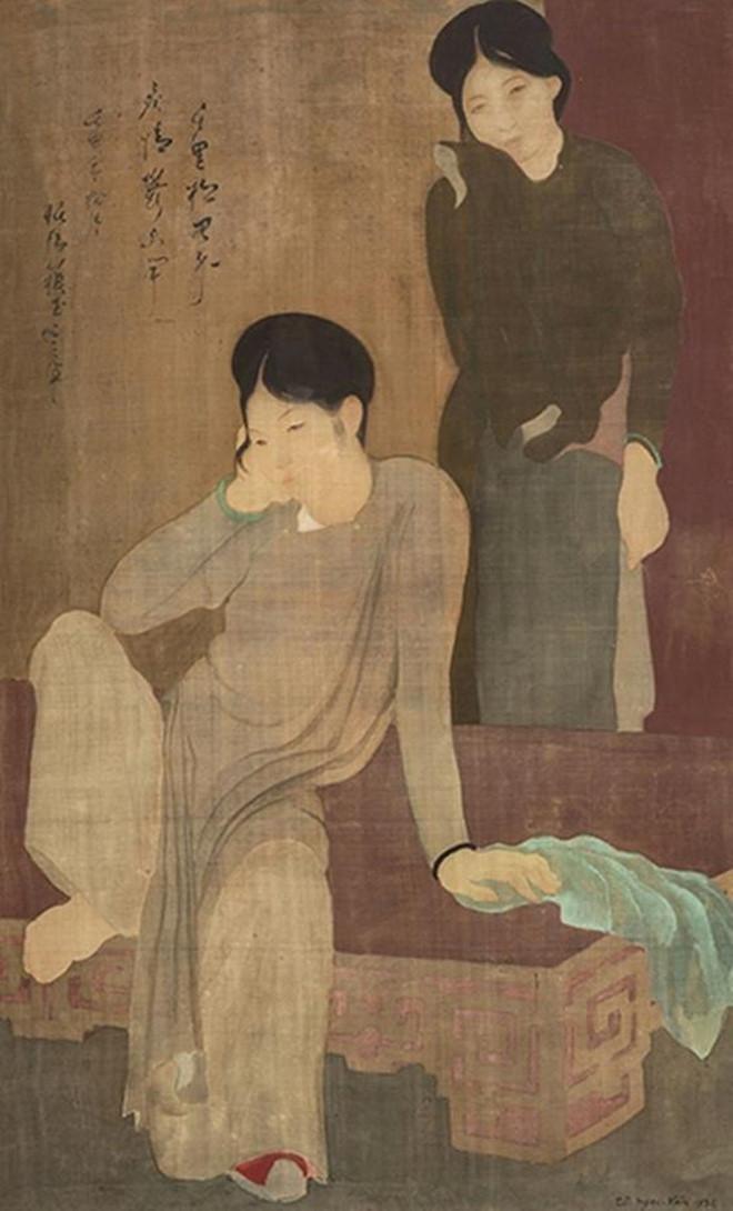 Vietnam Most Famous Paintings - Broken Dream