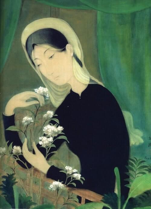 Vietnam Most Famous Paintings - Nostalgie