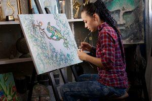 Vietnam Student Artists Navigate Sex, Gender In Work