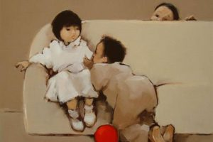 Vietnamese Kids Share Dreams In Annual Painting Contest