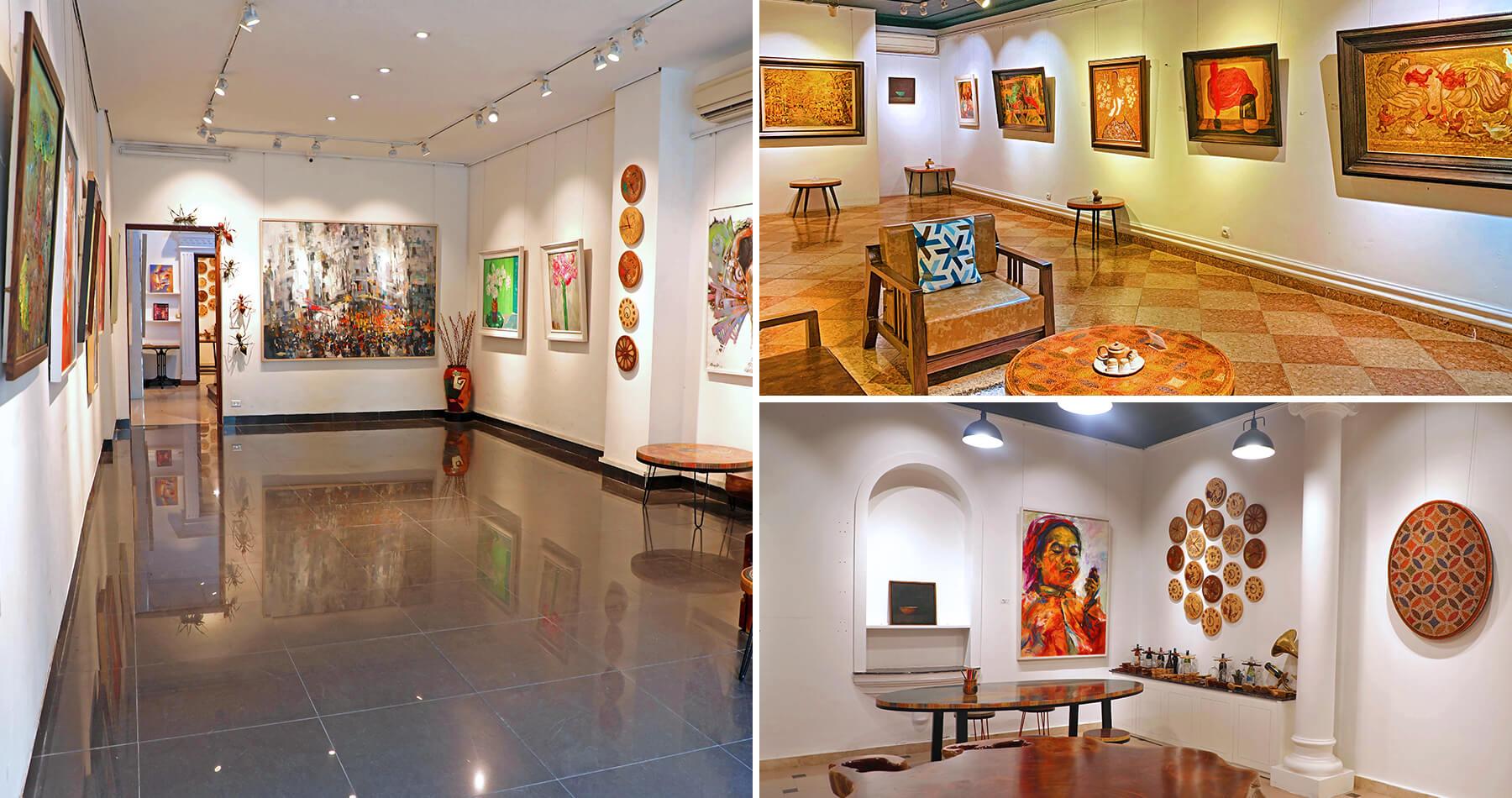Vietnamese Paintings & Artworks