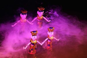 Water Puppetry In Vietnam Culture Days In Poland