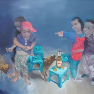 What is it, Vietnam art painting