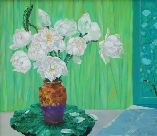 White Lotus 05 - Dinh Dong