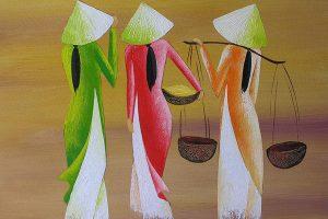 Women Painting For Women