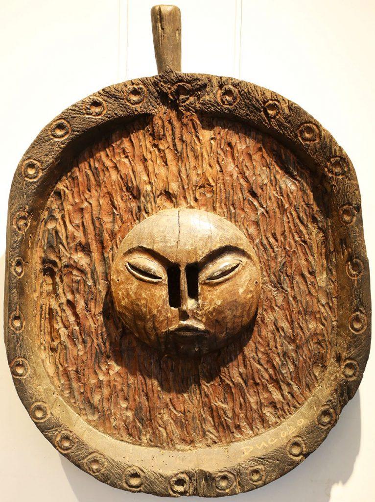 Wooden Portrait 03 - Bui Duc