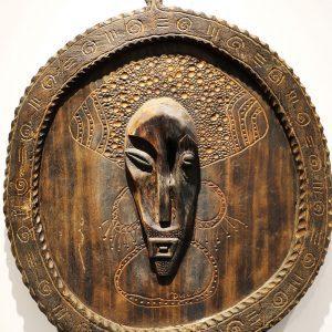 Wooden Portrait 06 - Bui Duc