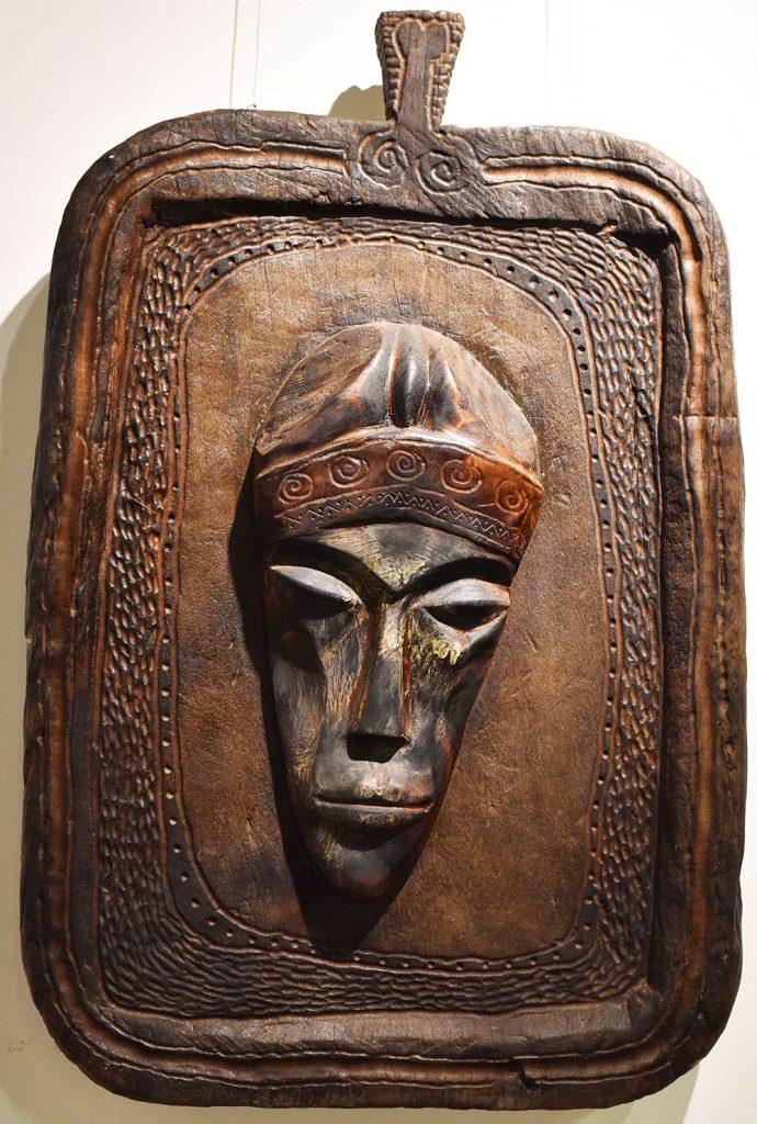 Wooden Portrait 07 - Bui Duc