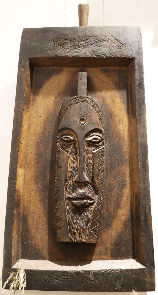 Wooden Portrait 17 - Bui Duc