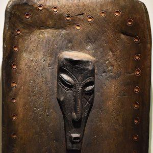 Wooden Portrait 19 - Bui Duc