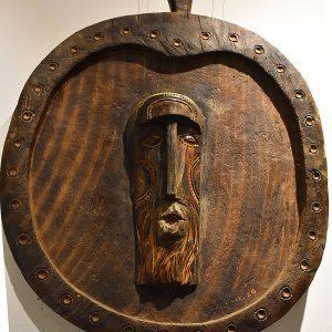 Wooden Portrait 24 - Bui Duc