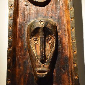 Wooden Portrait 26 - Bui Duc
