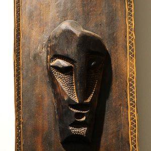 Wooden Portrait 39 - Bui Duc