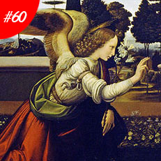 World Famous Paintings Annunciation