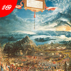 World Famous Paintings Battle Of Issus