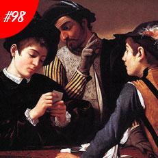 World Famous Paintings Cardsharps
