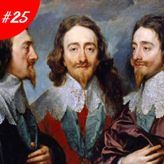 World Famous Paintings Charles I In Three Positions