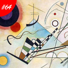 World Famous Paintings Composition VIII