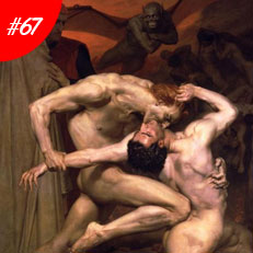 World Famous Paintings Dante And Virgil In Hell