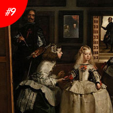 World Famous Paintings Las Meninas