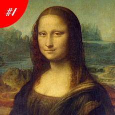 World Famous Paintings Mona Lisa