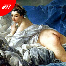 World Famous Paintings Odalisque