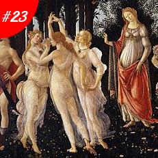 World Famous Paintings Primavera