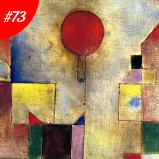 World Famous Paintings Red Ballon
