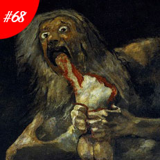 World Famous Paintings Saturn Devouring His Son