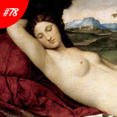 World Famous Paintings Sleeping Venus
