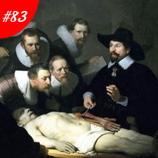 World Famous Paintings The Anatomy Lesson Of Dr.Nicolaes Tulp