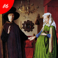 World Famous Paintings The Arnolfini Portrait