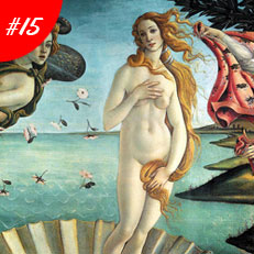 World Famous Paintings The Birth Of Venus