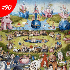 World Famous Paintings The Garden Of Earthly Delights