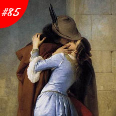World Famous Paintings The Kiss I