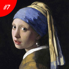 World Famous Paintings The Girl With A Pearl Earring