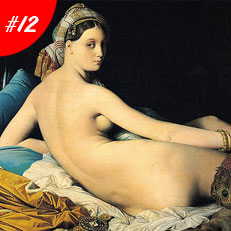World Famous Paintings The Grand Odalisque