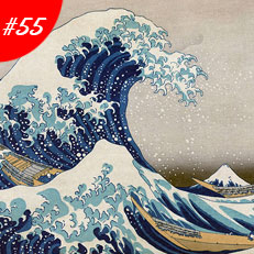 World Famous Paintings The Great Wave Off Kanagawa